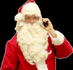 Voix Du Pere Noel Et si le Père Noël appelait personnellement votre enfant ?   La