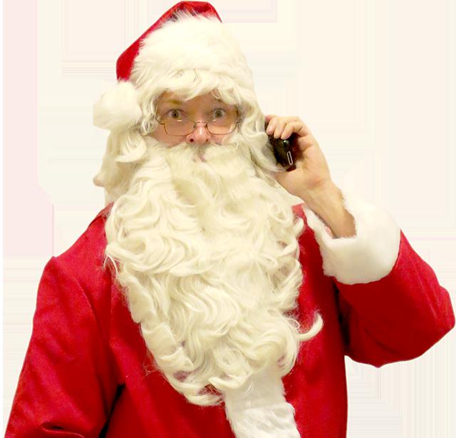 Voix Du Pere Noel La Vraie Voix du Père Noël est ici : Méfiez vous des imitations.